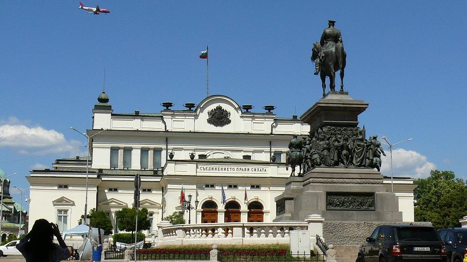 El Parlamento de Bulgaria, Fuente: Pixabay, Wengen