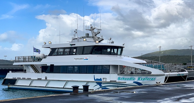 Ferry a Vieques