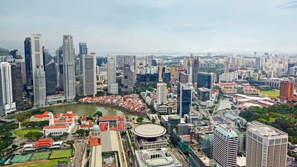Que ver en Singapur: Boat Quay