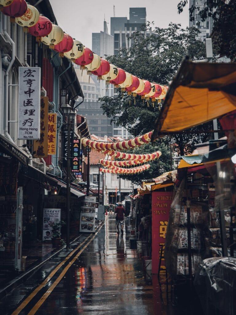 Que ver en Singapur: Chinatown