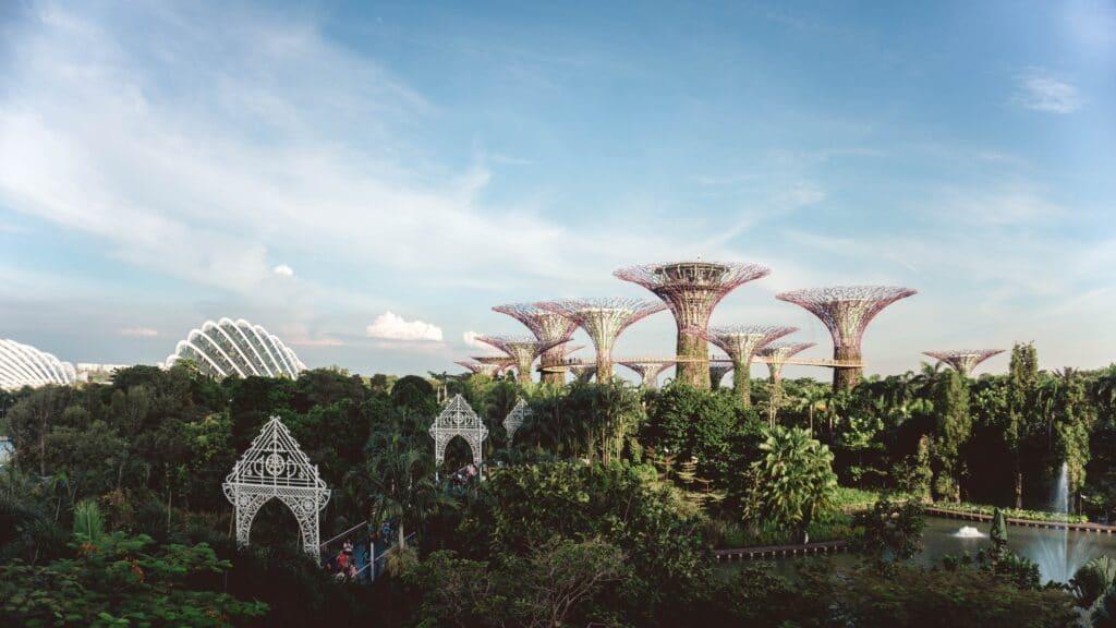 Que ver en Singapur: Gardens by the Bay