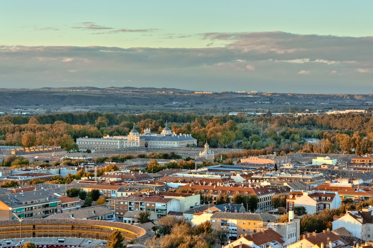 Alrededores de Madrid.- Aranjuez