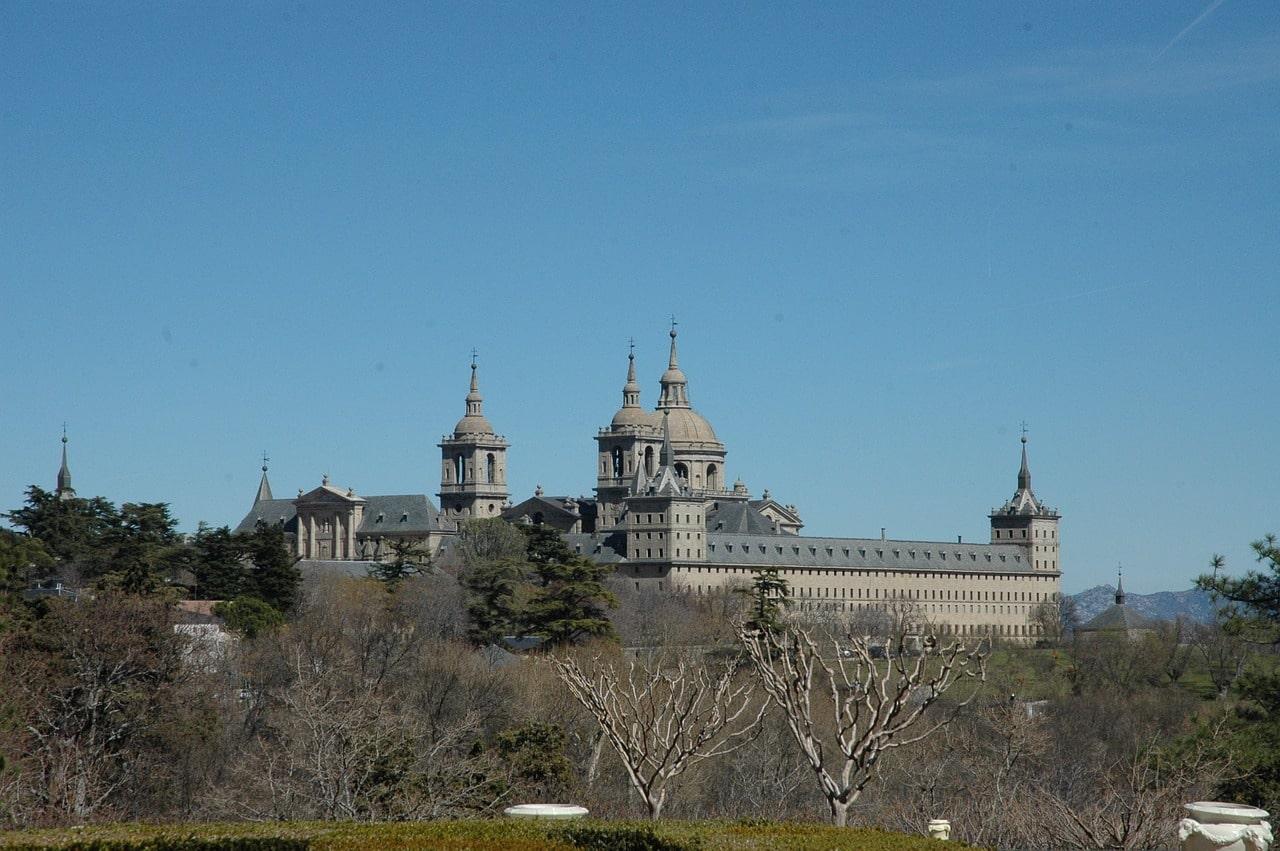 Alrededores de Madrid.- Monasterio San Lorenzo de El Escorial