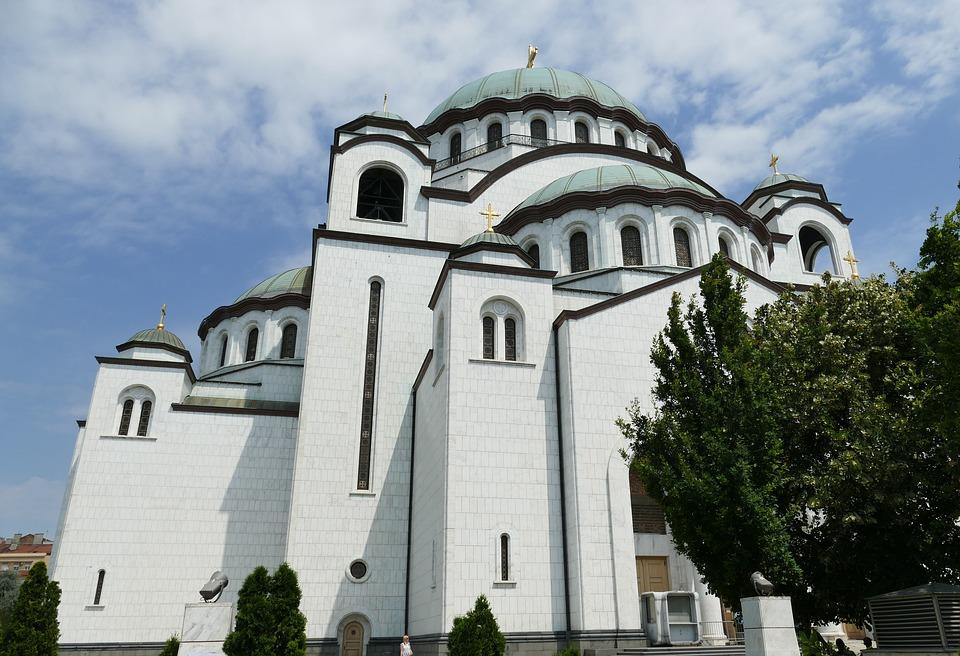 La Iglesia de San Sava, Fuente: falco, Pixabay