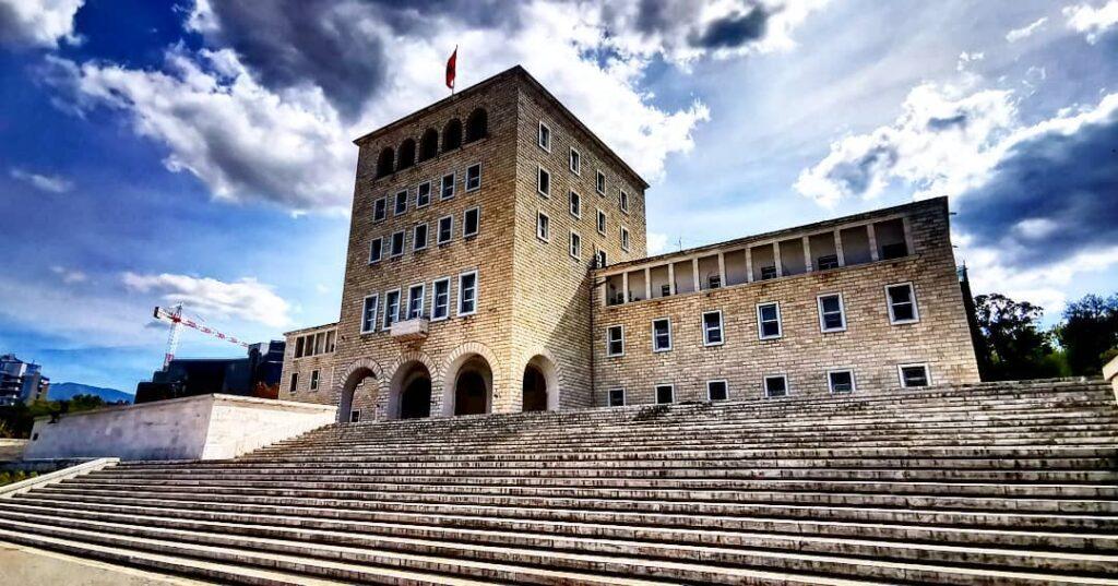 Universidad Tirana Albania
