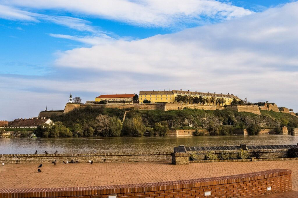 Vistas de la Fortaleza de Petrovaradin, Fuente: 1913330, Pixabay