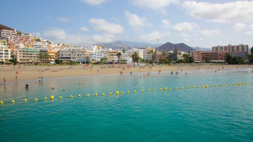 Los Cristainos. donde alojarse en Tenerife