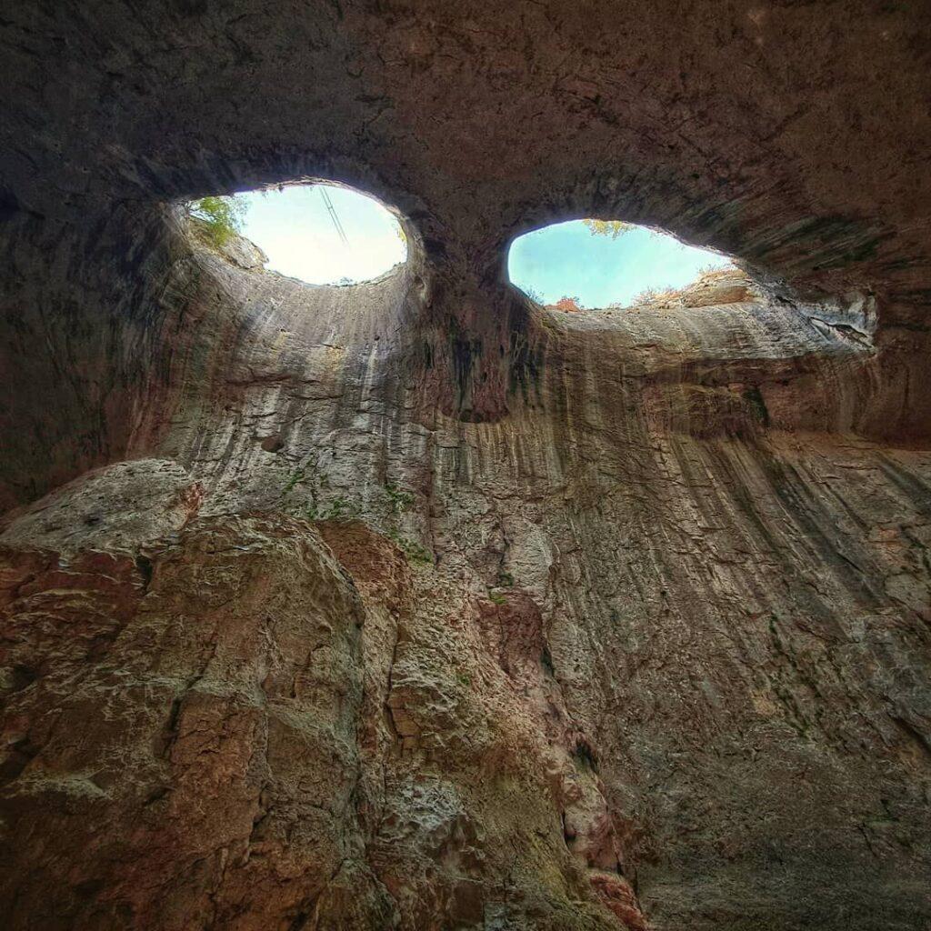 Las cuevas más bonitas en Bulgaria
