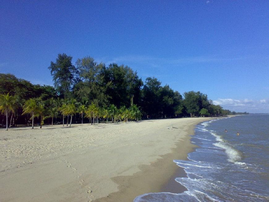 Playas en Singapur: East Coast