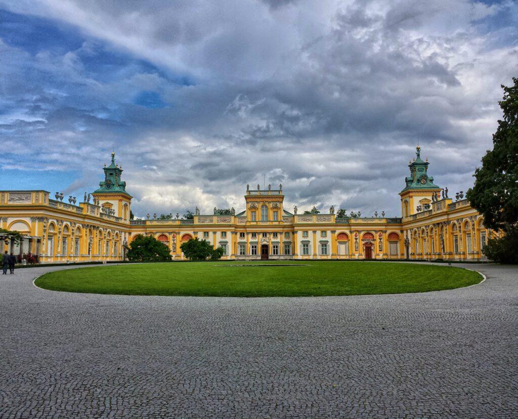 Palacio Real de Wilanów