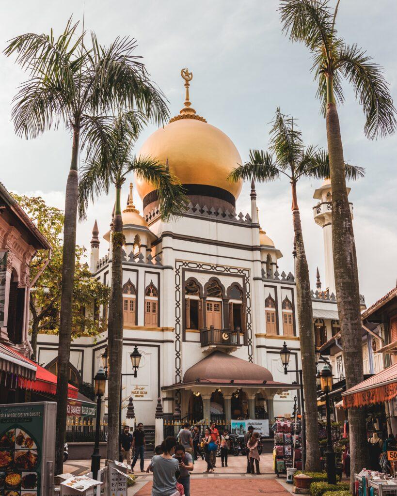 Religión musulmana en Singapur