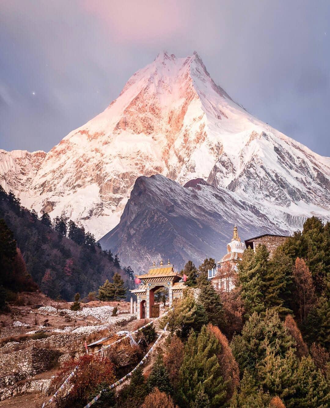 Himalaya nepalí.