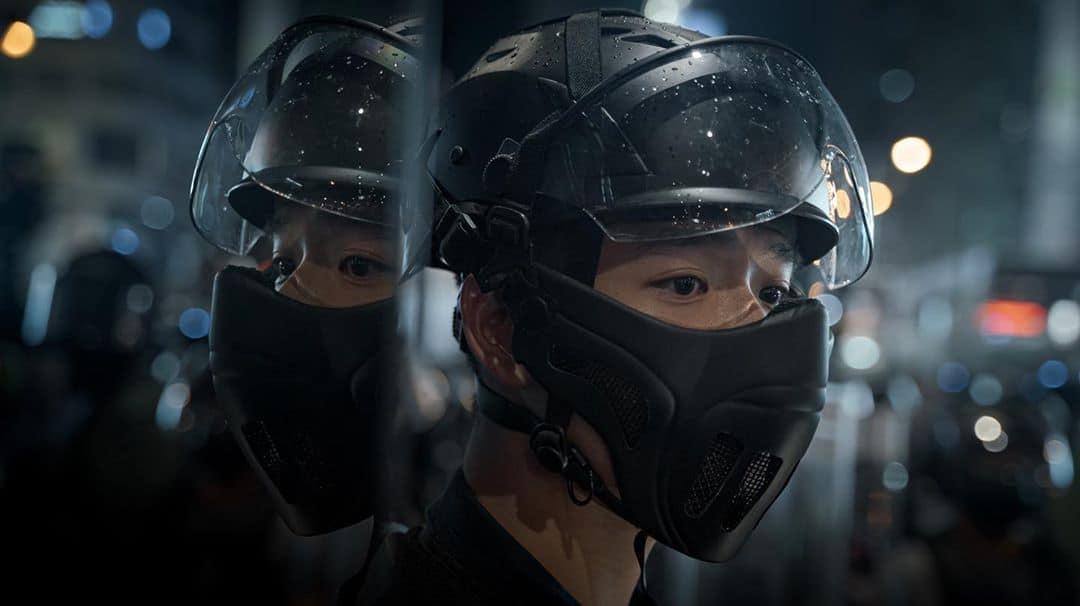 Seguridad en Hong Kong