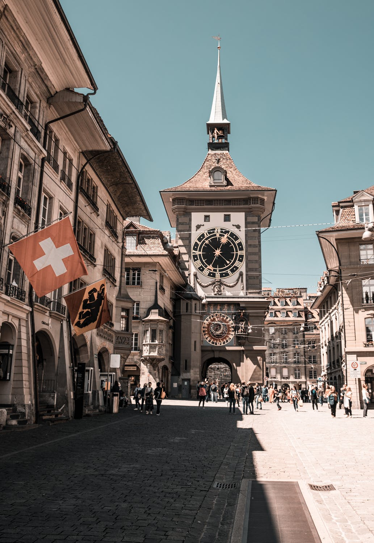 Qué ver en Suiza
