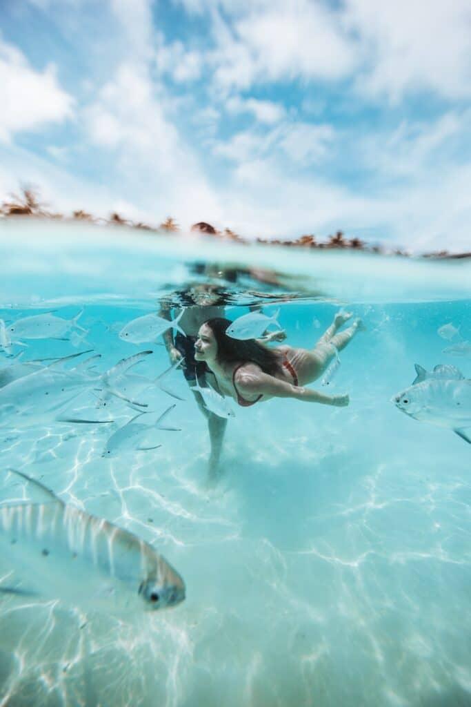 Viajar a Maldivas en resort