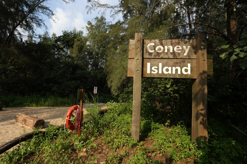 Coney Island: de los lugares menos turísticos de Singapur