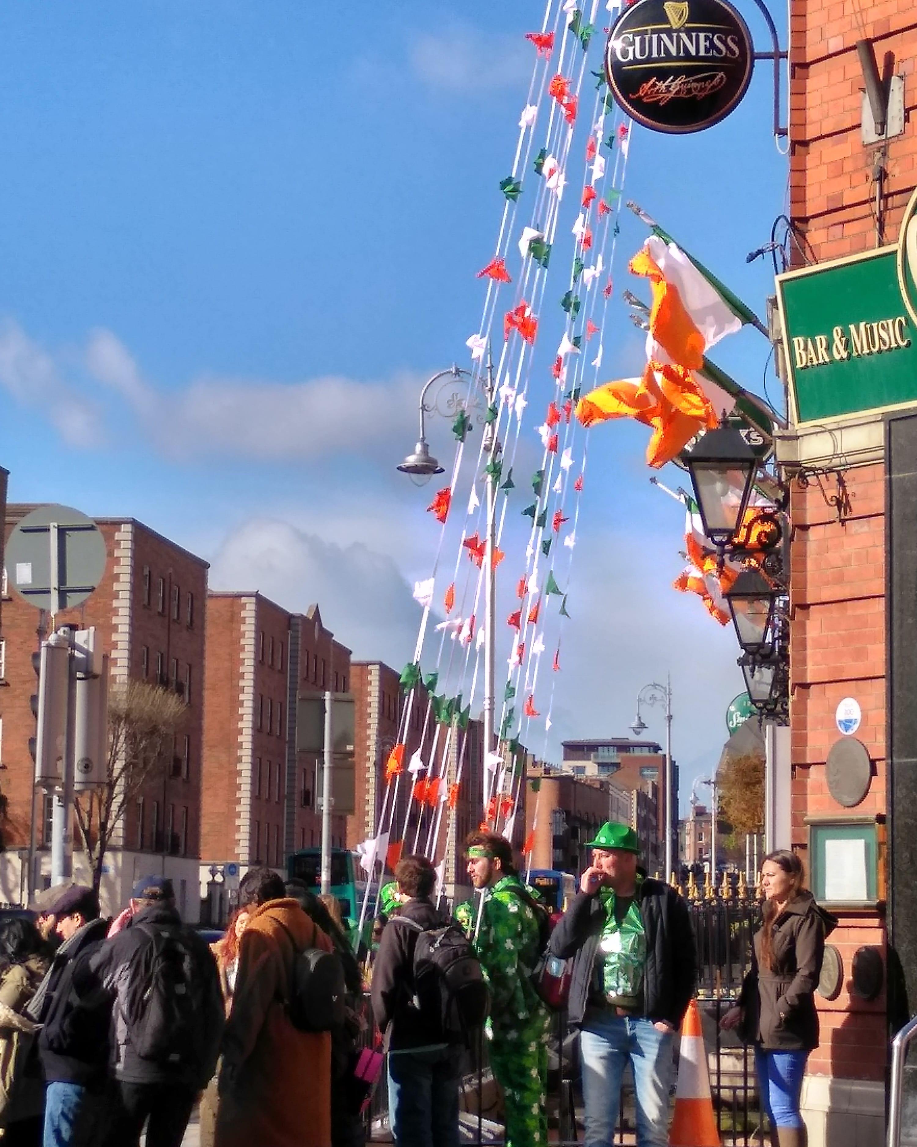Vivir en Irlanda 10 razones
