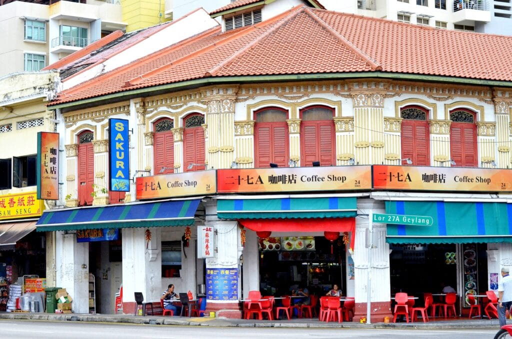 Lugares poco turísticos de Singapur: Geylang