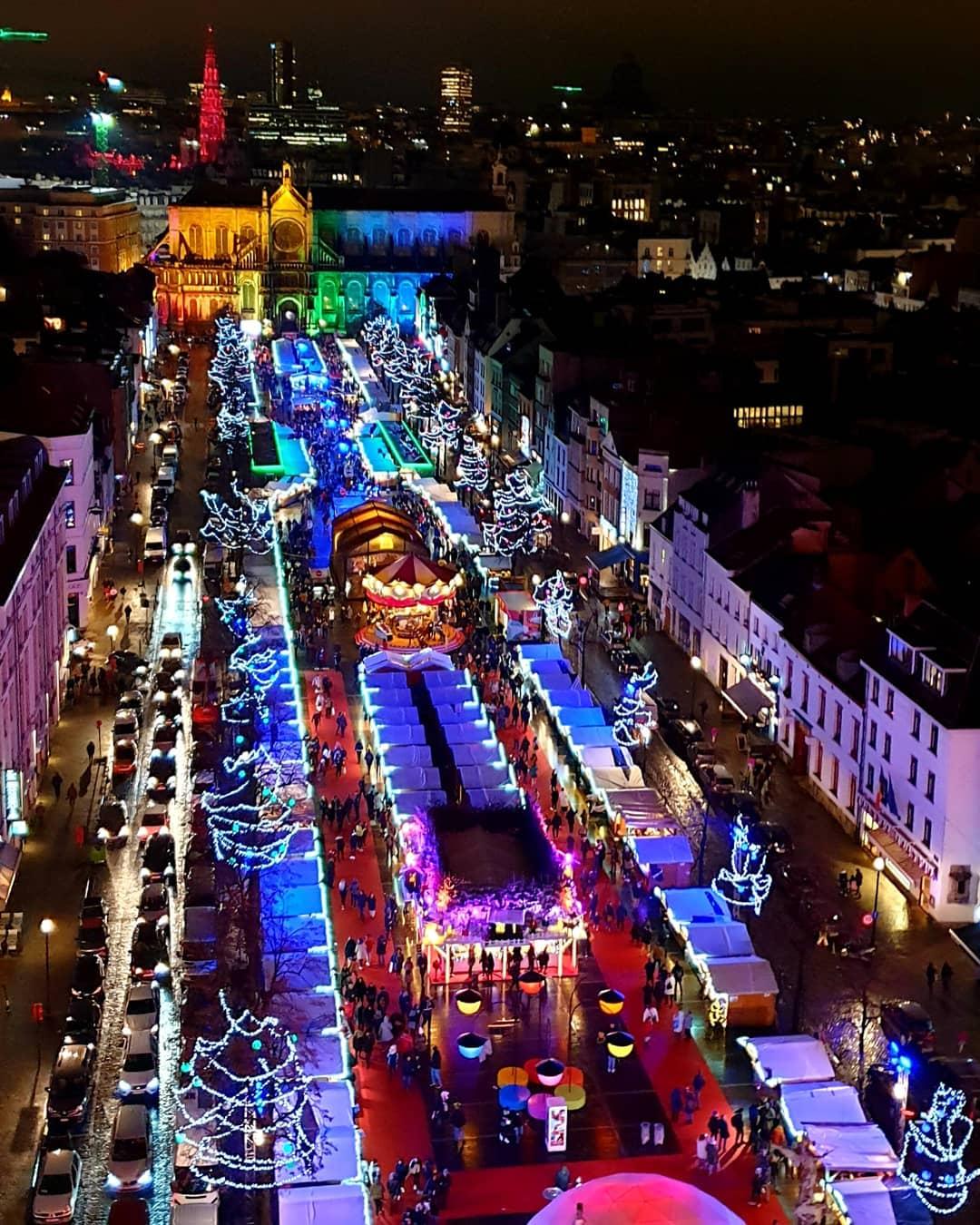 10 cosas increíbles para hacer en el Mercado Navideño de Bruselas