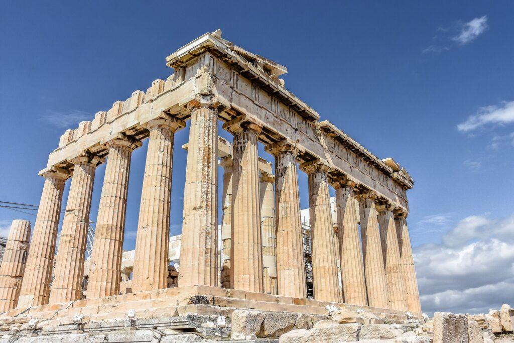 Qué ver en Atenas, La Acrópolis. Fuente: Anestiev, Pixabay