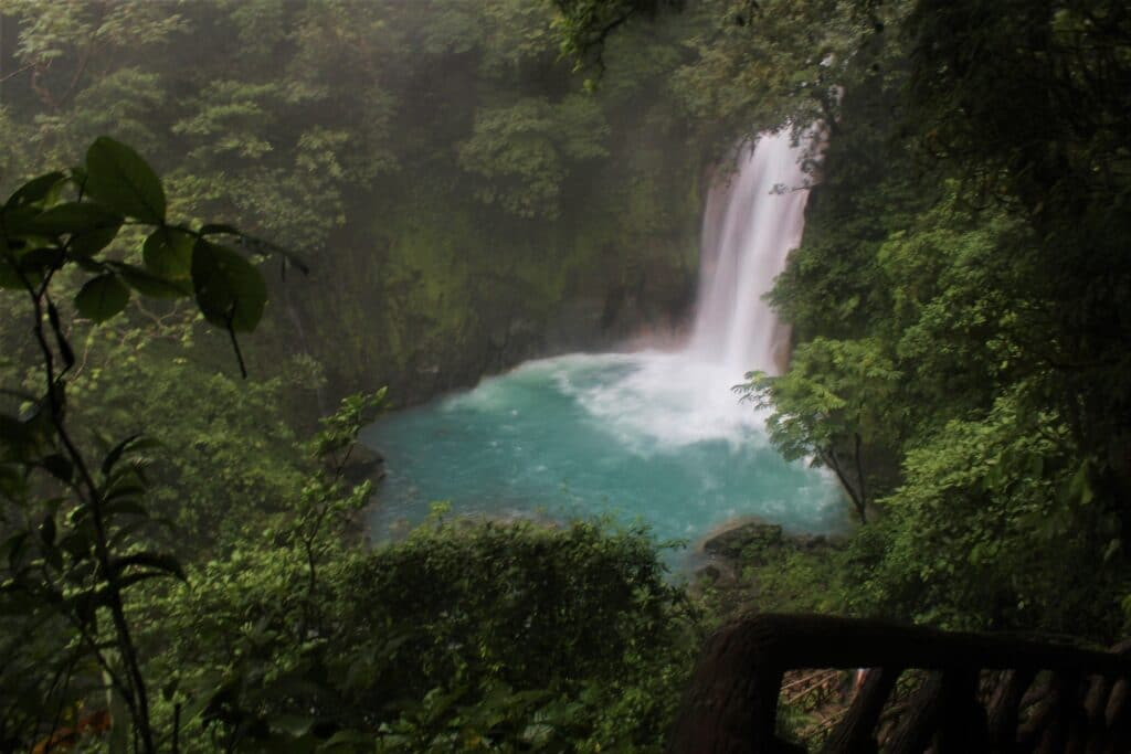 Cataratas de Costa Rica
