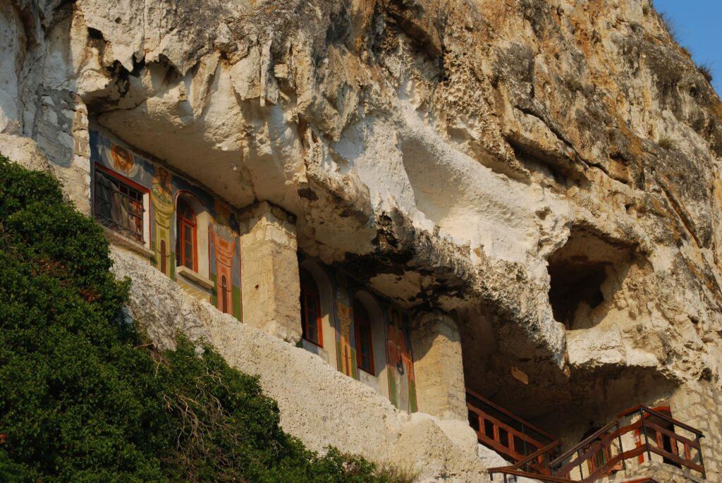 El Monasterio de Basarbovo. Fuente: Wikipedia