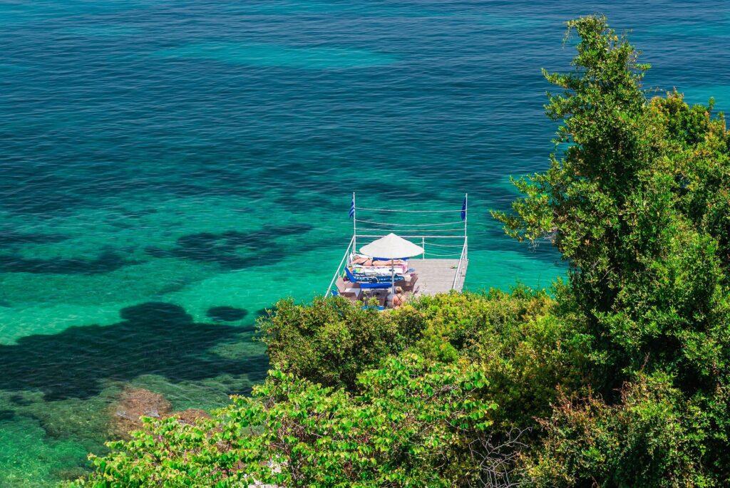 La isla de Corfú. Fuente: arshopenby-Pixabay