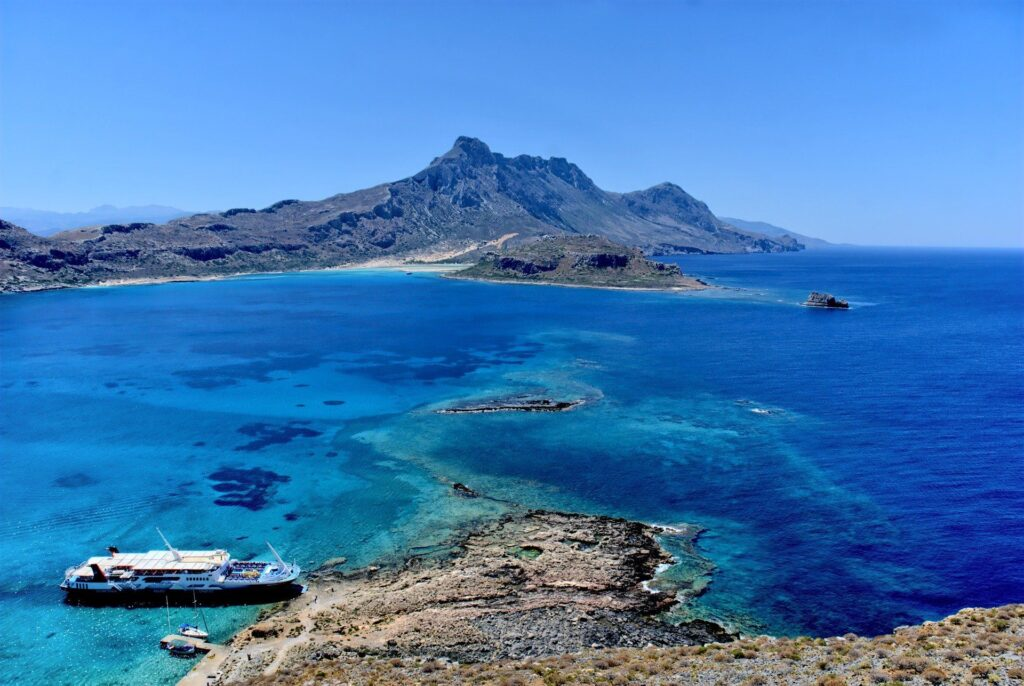 La isla de Creta. Fuente: jarekgrafik-Pixabay