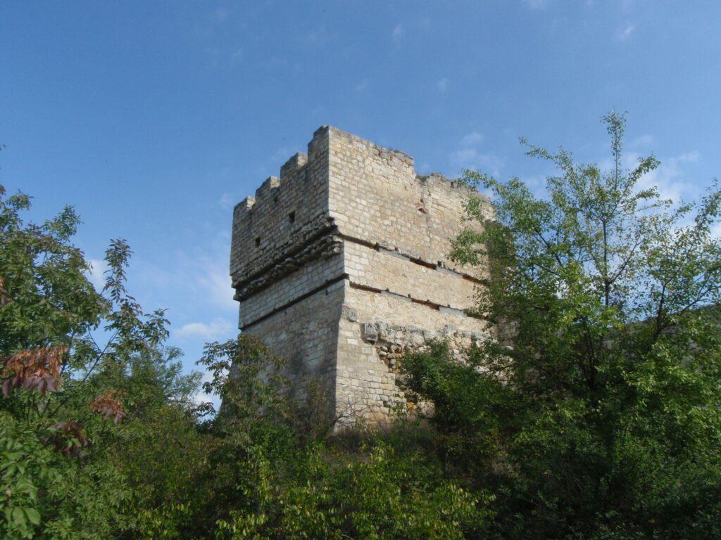 La Fortaleza de Cherven. Fuente: Wikipedia