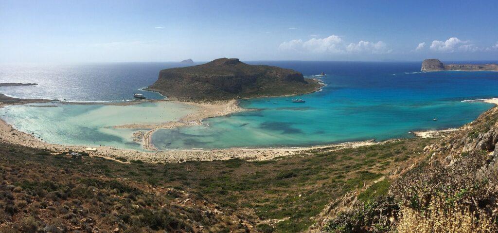 La isla de Creta. Fuente: elianemey-Pixabay