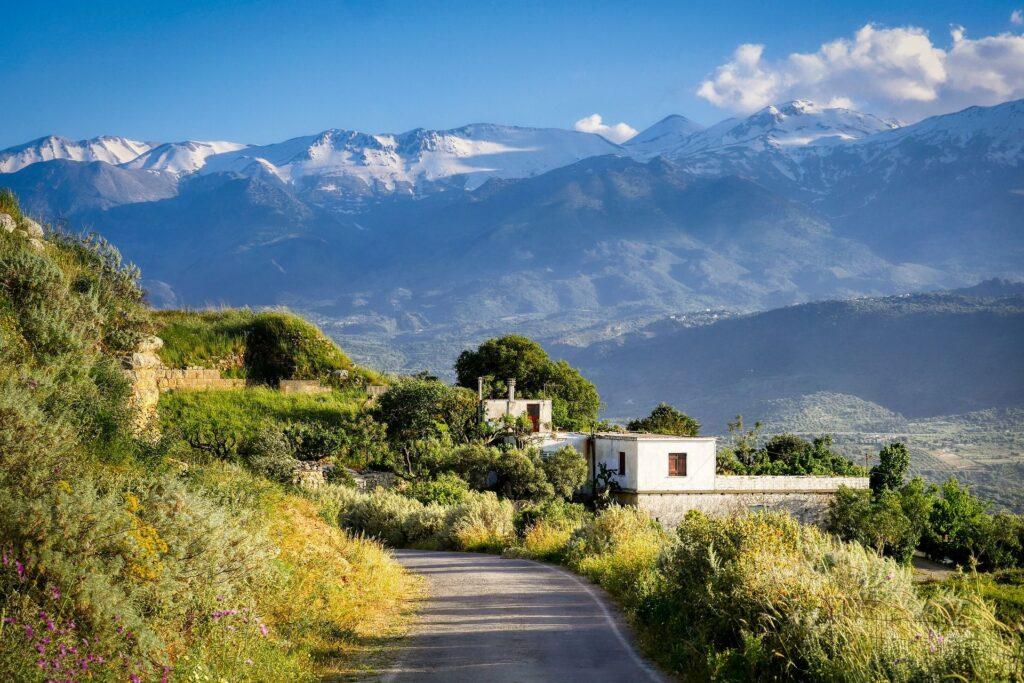 Guía para visitar la Isla de Creta. Fuente: fietzfotos, Pixabay