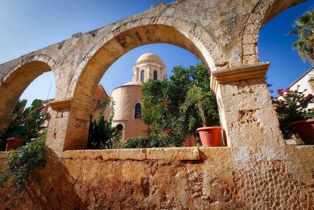 La Isla de Creta. Fuente: fietzfotos-Pixabay