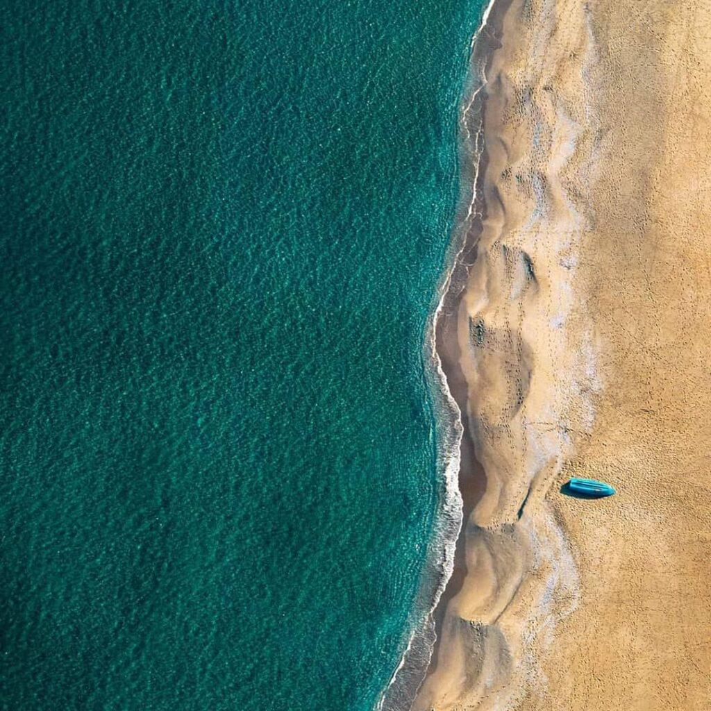 Las mejores playas de Bulgaria. Fuente: @ivsangivsan, Instagram
