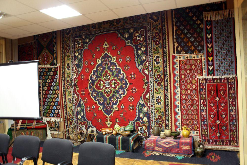 El Festival de las alfombras búlgaras. Fuente: Wikipedia