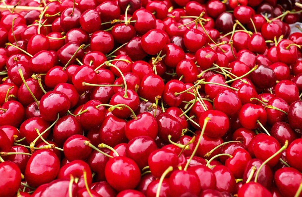 Los festivales búlgaros. El Festival de las cerezas. Fuente: Couleur, Pixabay