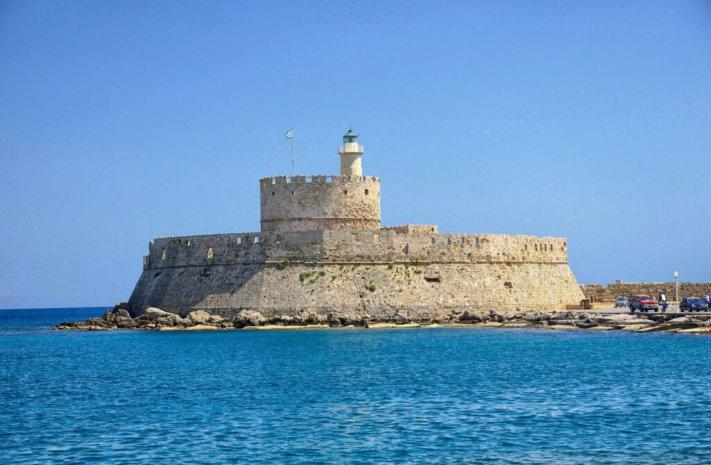 El Fuerte de San Nicolás, Fuente: 12019-Pixabay