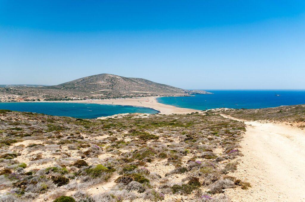 Guía para visitar Rodas - la Playa de Prasonisi, Fuente: Pixabay