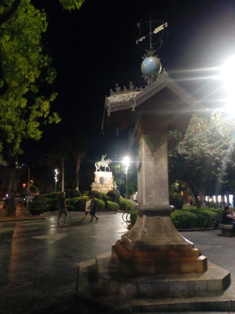 Plaza de España de Palma de Mallorca
